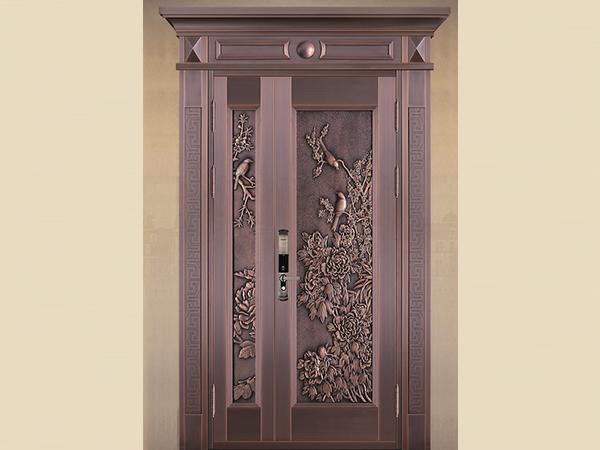 购买铜门的时候需要注意的因素